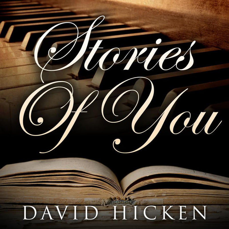Stories Of You WAV Album by David Hicken