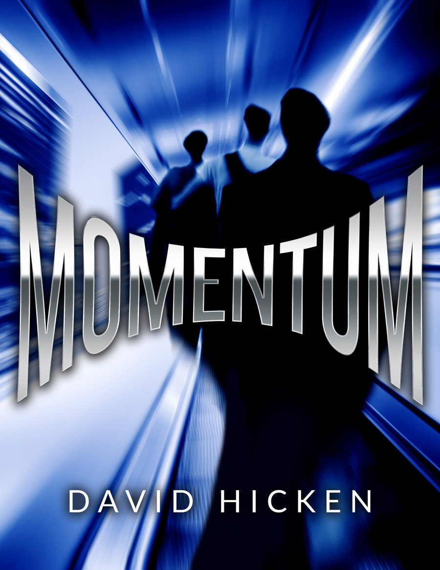 Momentum Piano Sheet Music Book by David Hicken