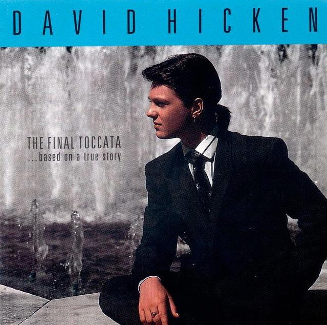 The Final Toccata Album by David Hicken