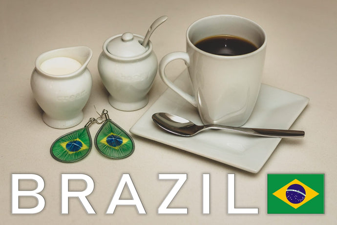 A Brief History of Brazil and Coffee