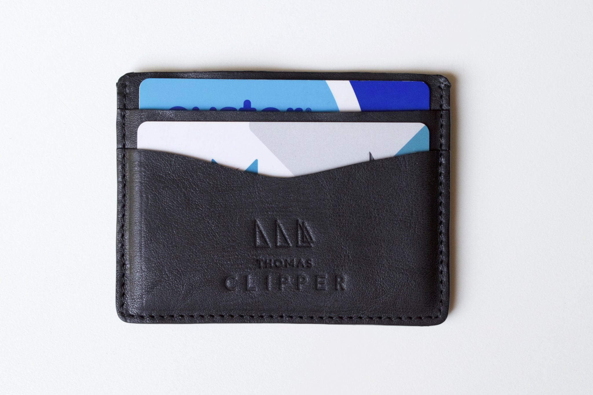 Minimalist Leather Card Holder