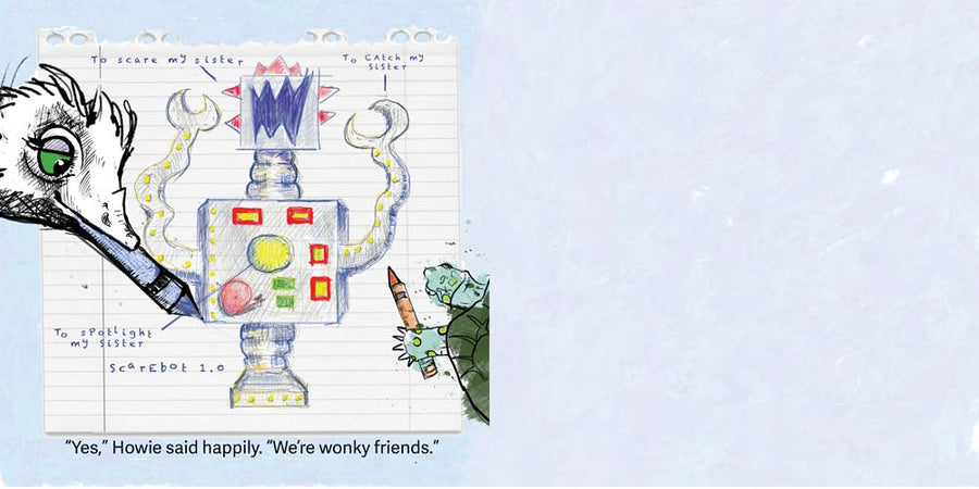 Wonky: A Robotics Club Story