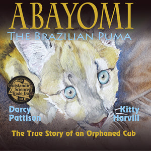 Cover of Abayomi, the Brazilian Puma | MimsHouse