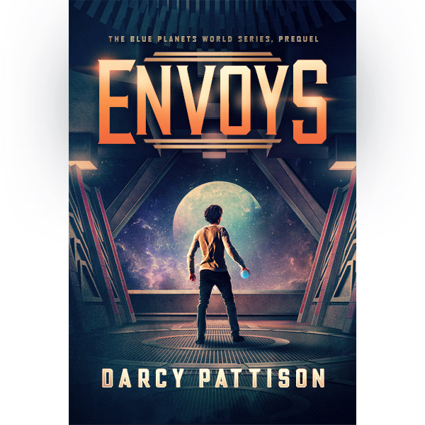 Envoys - Free Short Story Introduction to the Blue Planets World Series