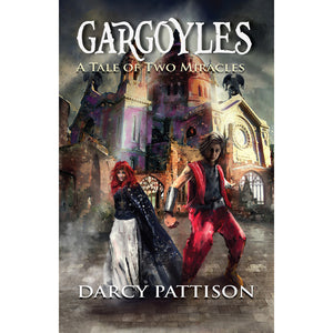 Cover of Gargoyles | MimsHouse