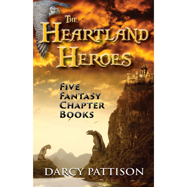 The Heartland Heroes: Five Fantasy Chapter Books