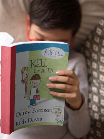 Kell, the Alien | Kids Storybook Online to Read