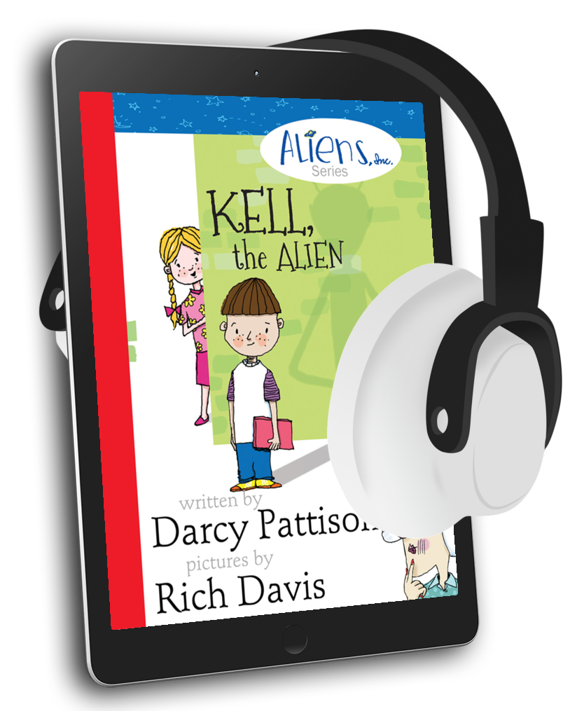 Kell, the Alien audiobook | Kids Storybook Online to Read