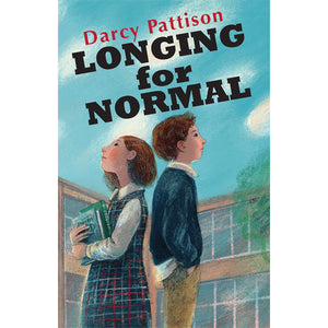 Cover of Longing for Normal | MimsHouse