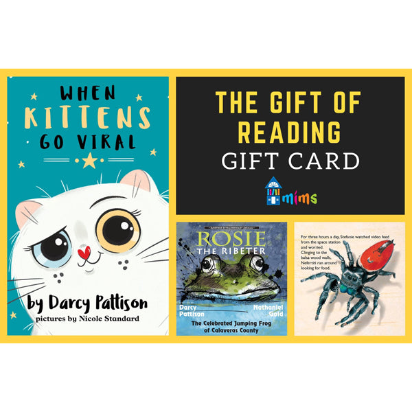 Give the Gift of Reading!