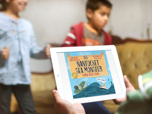 The Nantucket Sea Monster | NCTE Notable Children's Book