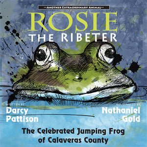 Cover of Rosie the Ribeter | MimsHouse
