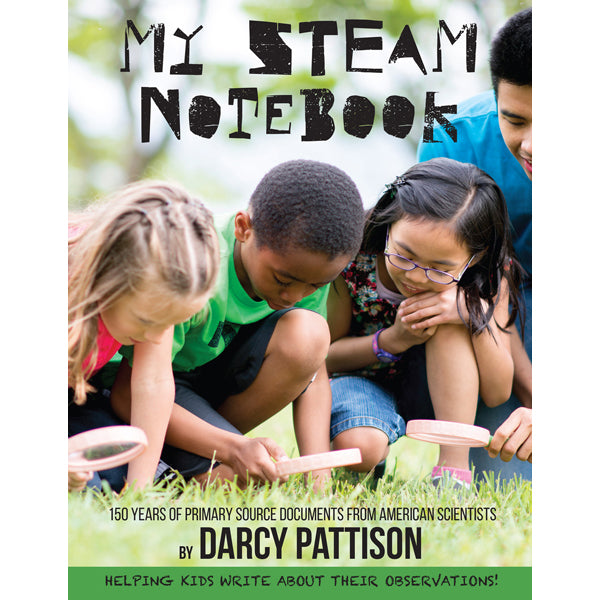 Cover of My Steam Notesbook | MimsHouse