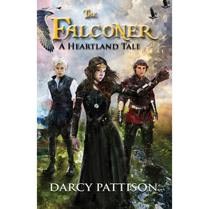 Cover of The Falconer | MimsHouse