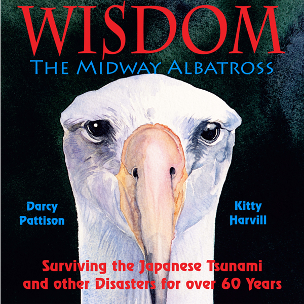 Cover of Wisdom the Midway Albatross | MimsHouse