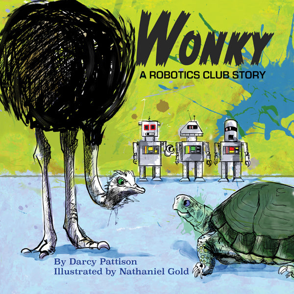 Cover of Wonky | MimsHouse