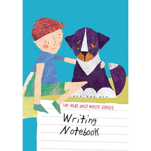 Dog Writing Notebook: Spiral Bound, 100 lined pages