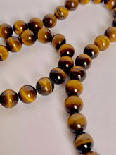 Load image into Gallery viewer, pearls necklace brown