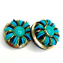 Load image into Gallery viewer, earrings 80s italy