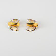 Load image into Gallery viewer, italian vintage earrings orecchini oro