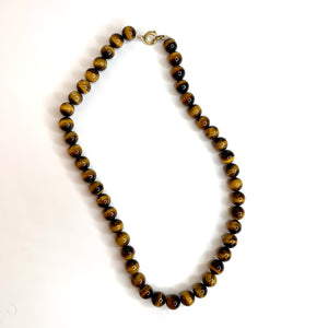 collana perle quarzo necklace quartz