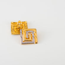 Load image into Gallery viewer, vintage gucci earrings