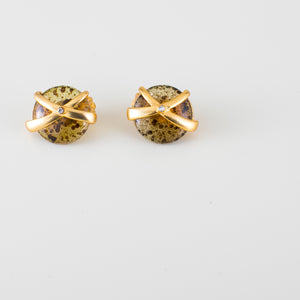 vintage italian earrings