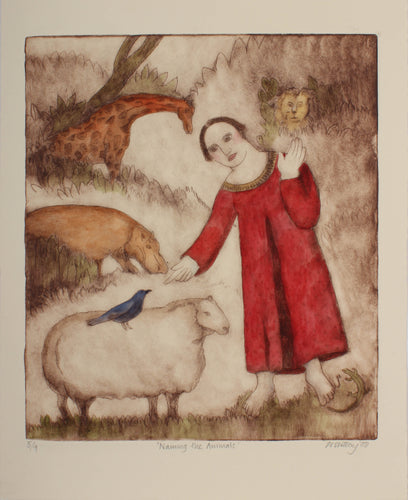 Naming The Animals by Nicola Slattery
