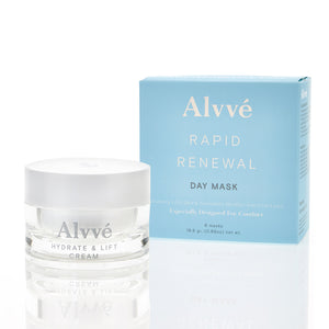 6 Masks of Rapid Renewal - Day mask + Hydrate & Lift - Cream