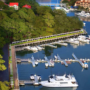 Listing #1886 Bluewater Resort and Marina by Hilton