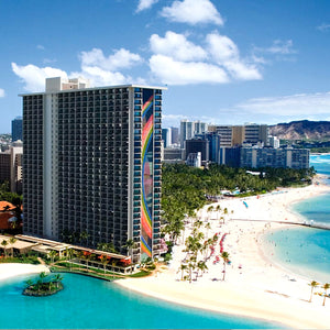 Listing #1184 Hilton Hawaiian Village Waikiki Beach Resort