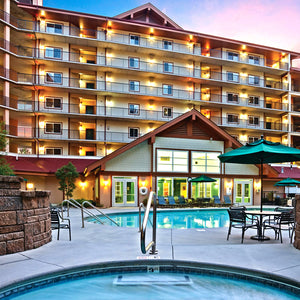 Listing #1114 Smokey Moutains Resort Holiday Inn