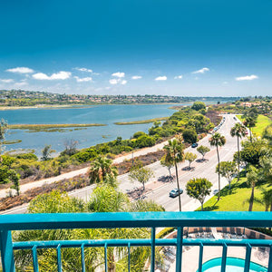 Listing #1675 Marriott Newport Beach Hotel and Spa