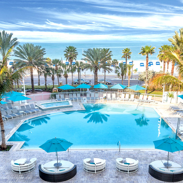 Listing #1745 Wyndham Clearwater Beach Resort