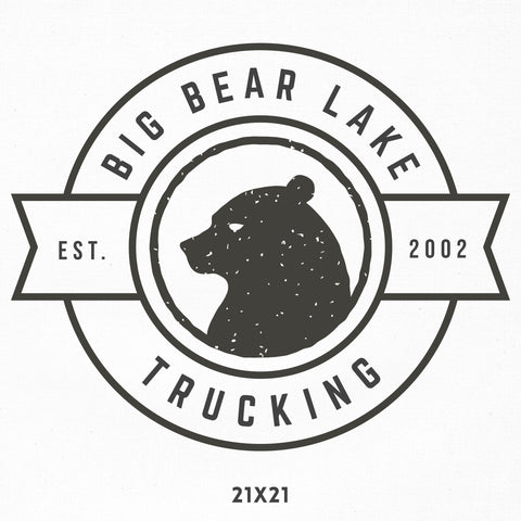 Business Name Decal for Semi Trucks