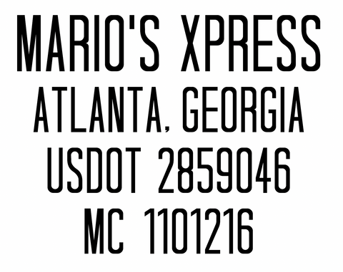 Additional 4th Line for Marios Xpress