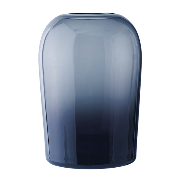 Troll Vase Large - Midnight Blue + house of gefion