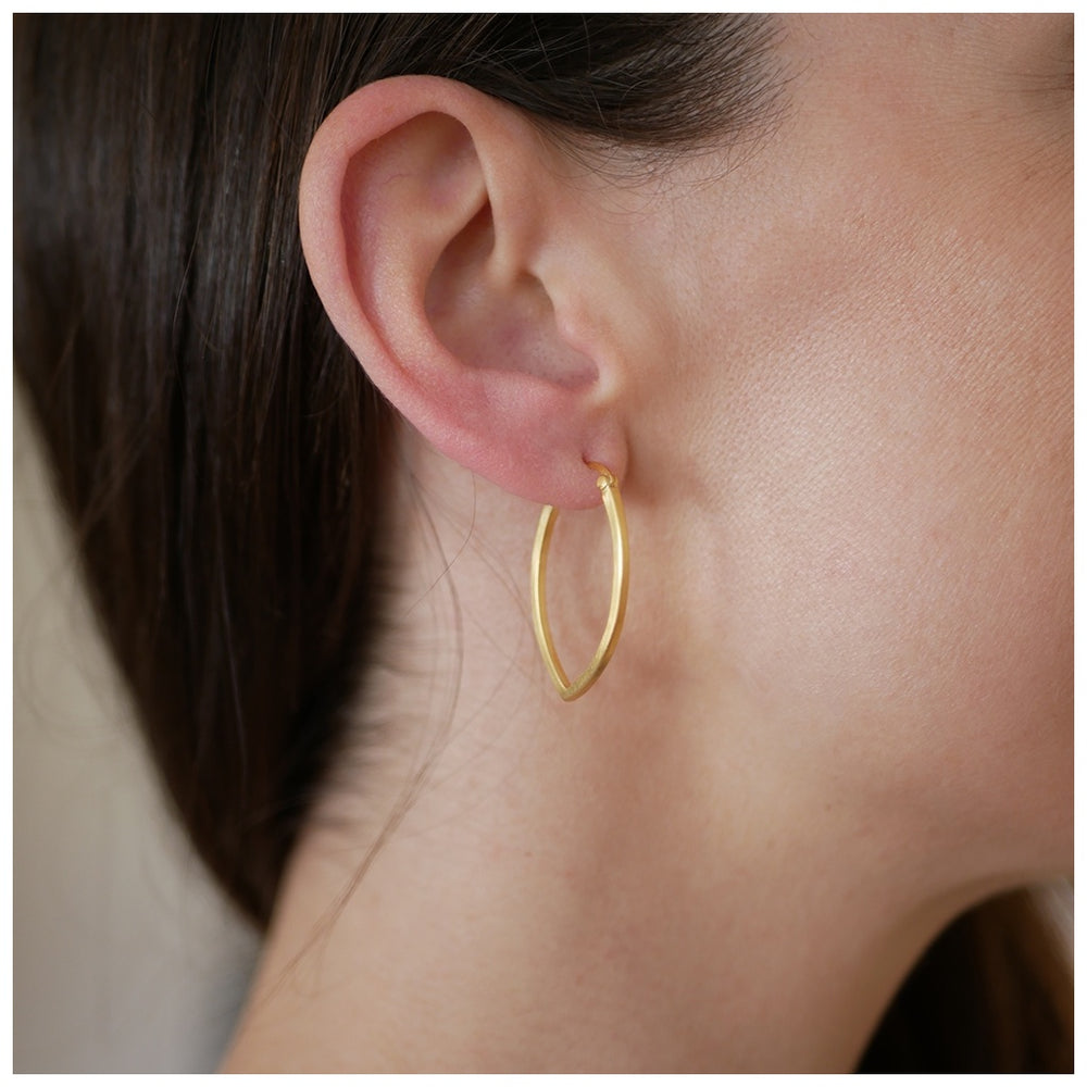 Drop Loop Earring + house of gefion