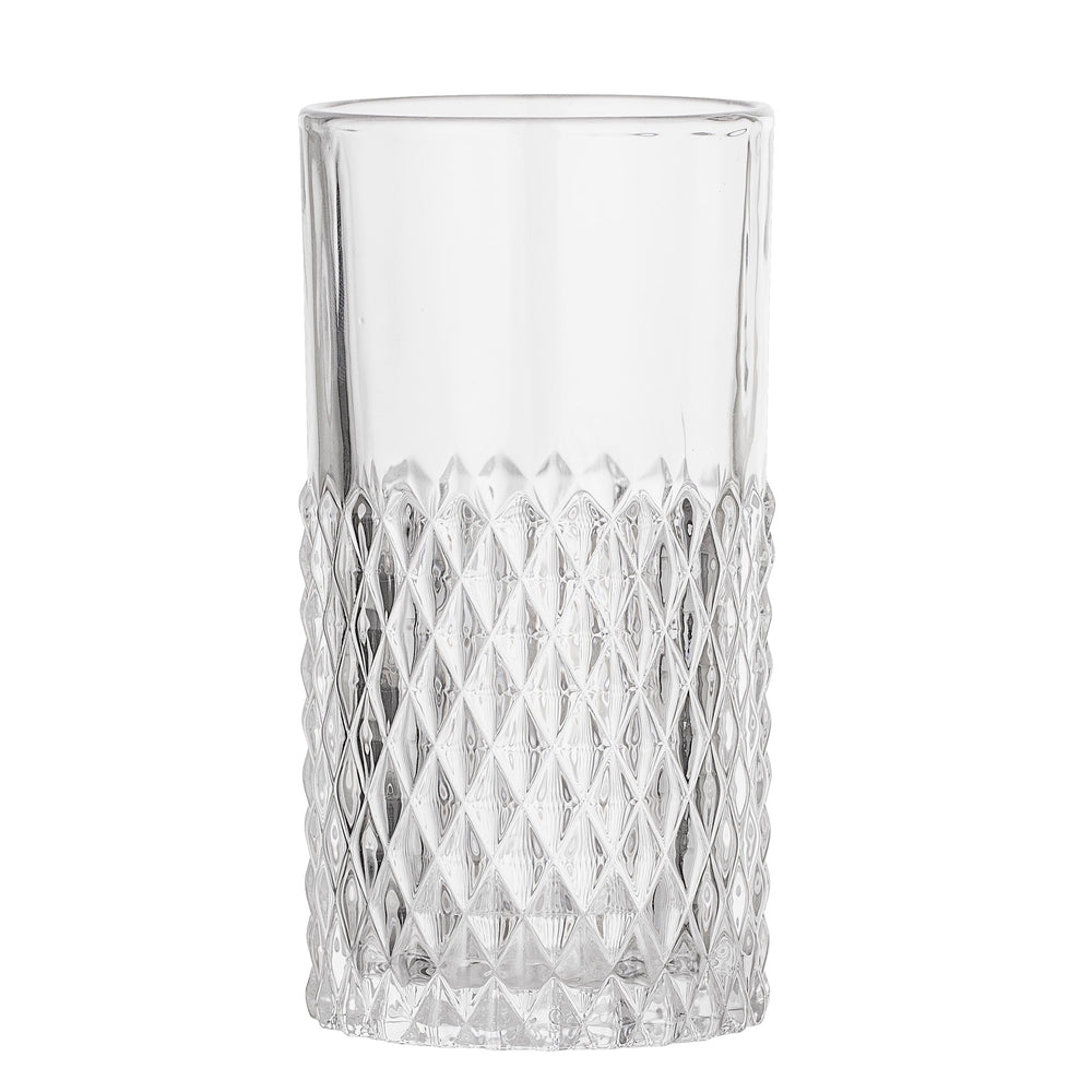 Drinking Glass Cut Out + house of gefion + bloomingville