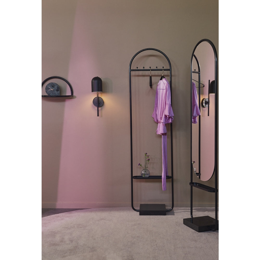 ANGUI clothes rack & ANGUI floor mirror