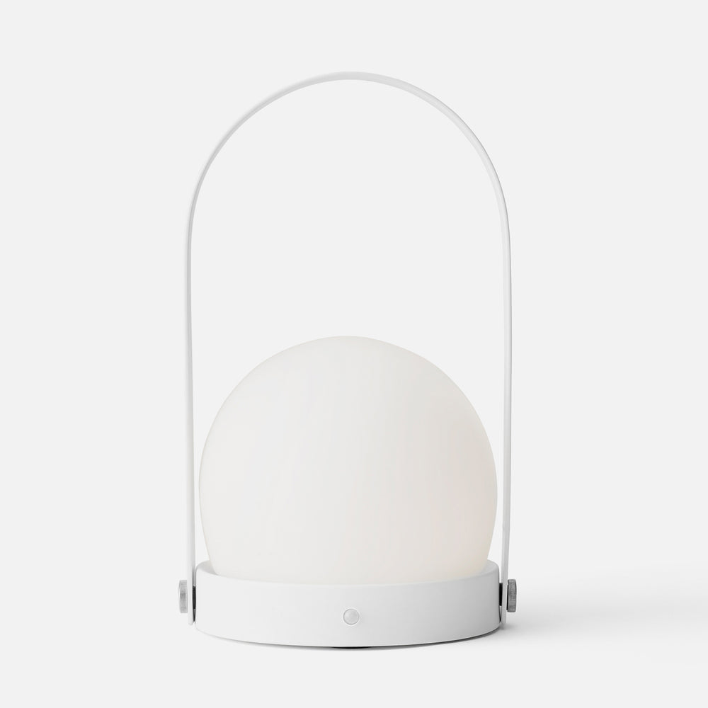 Carrie LED Table Lamp from Menu designed by Norm Architects + house of gefion