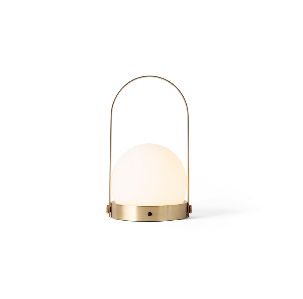 Carrie Led Lamp - Brass