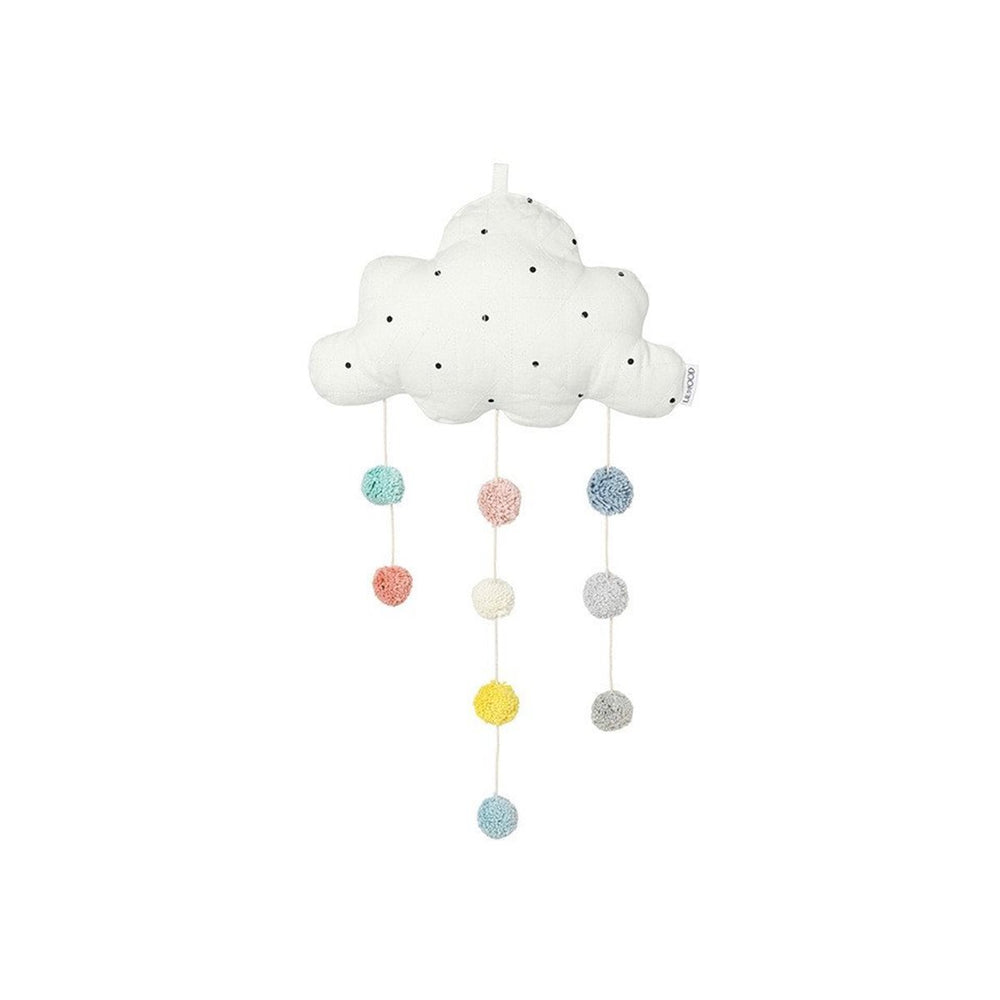 Clara Mobile - Big Cloud - Classic Dot Creme