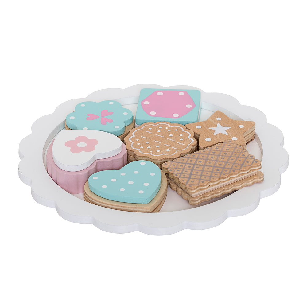 Biscuit Play Set - Wood