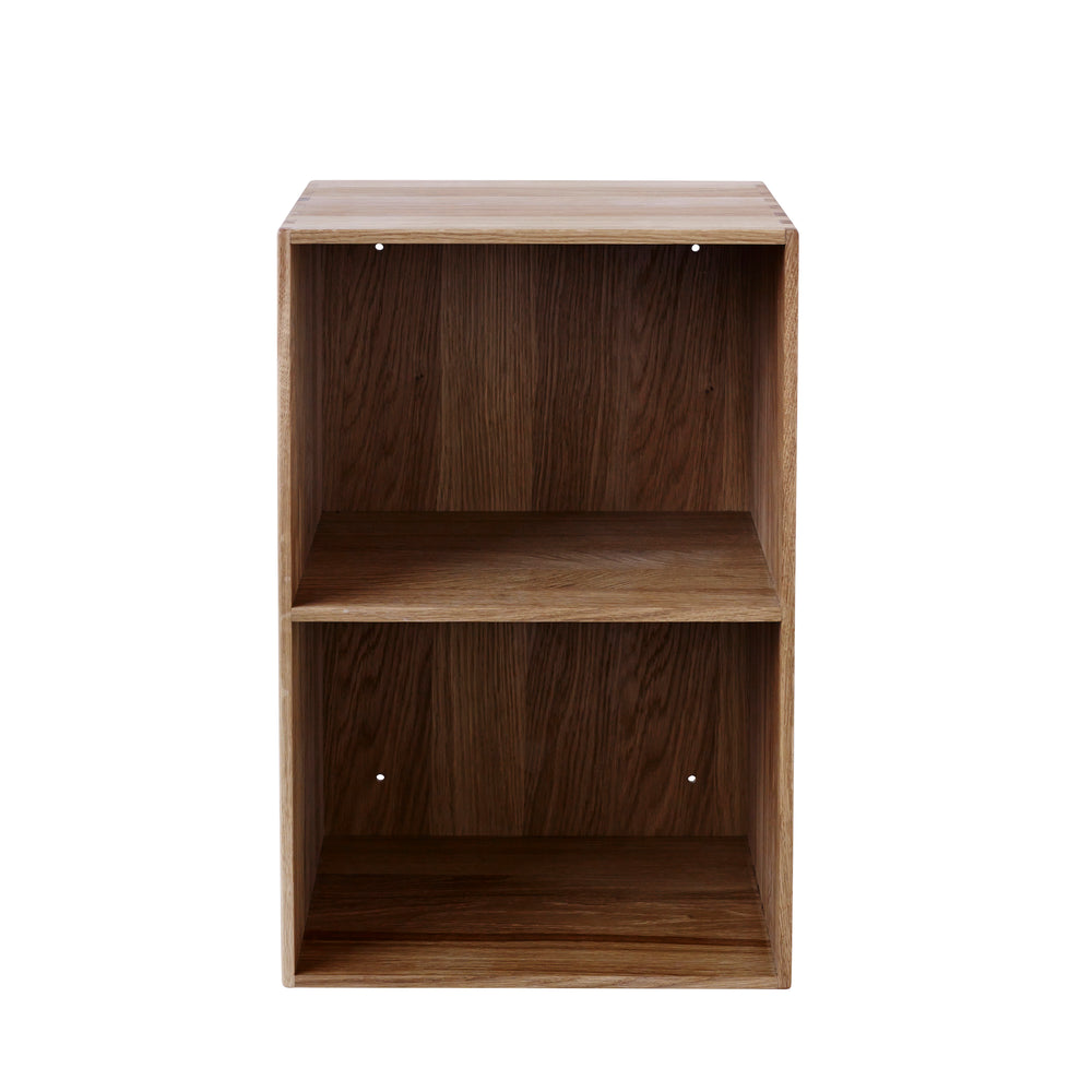 B98 Bookcase in Oak - Large by Mogens Koch sold in House of Gefion