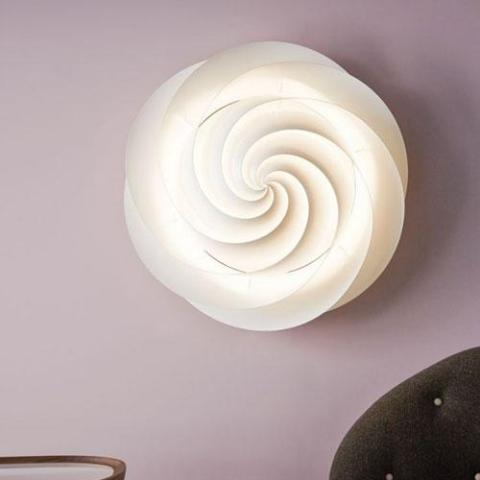 SWIRL Ceiling/Wall Large by Le Klint sold in House of Gefion
