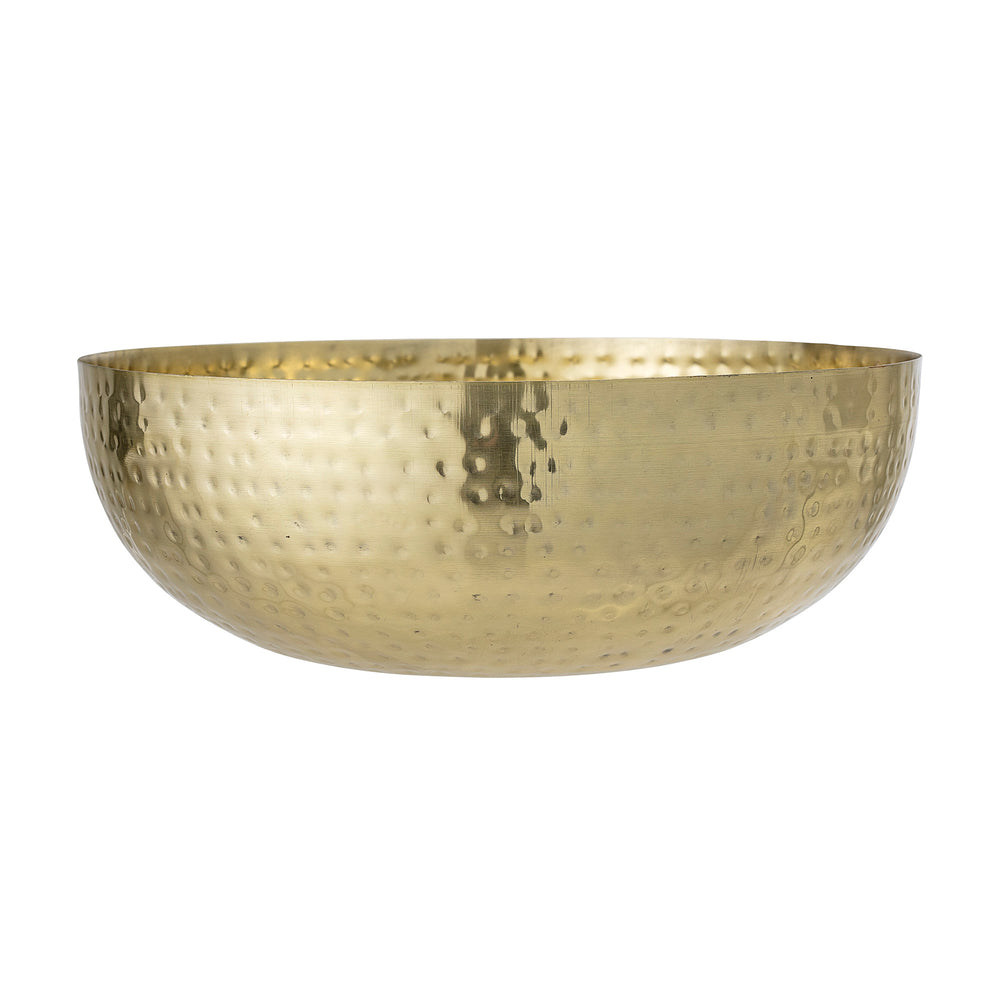 Large Bowl in Gold