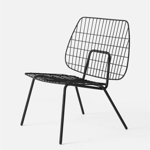 WM String Lounge Chair sold in House of Gefion