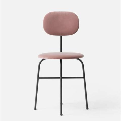 Afteroom dining chair plus in dusty rose sold in House of Gefion