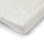 Changing Mat Cover - Dot Creme